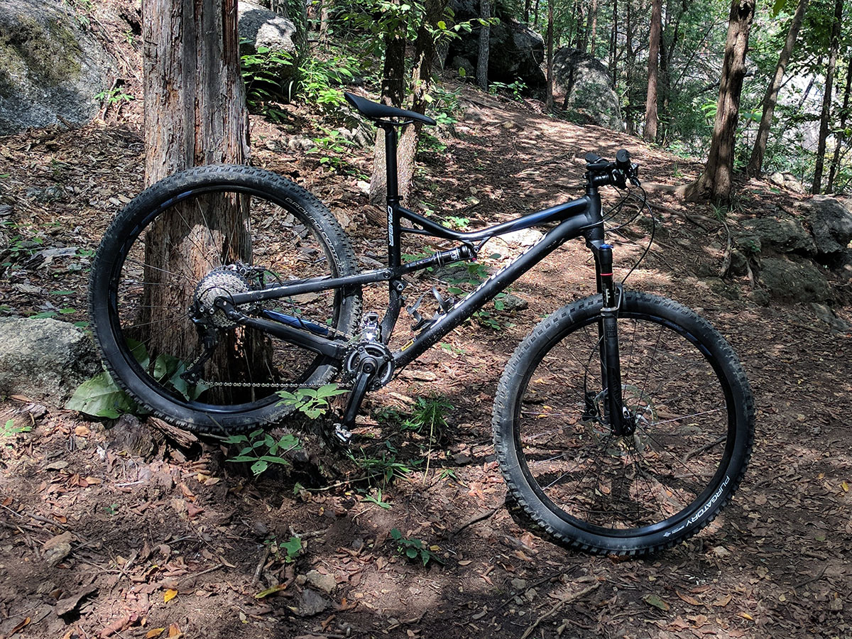 Bike Review: 2018 Specialized Camber Comp 29er