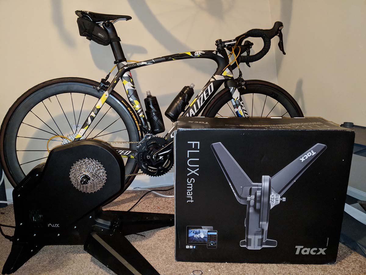 Product Review: Tacx Flux Indoor Smart Trainer